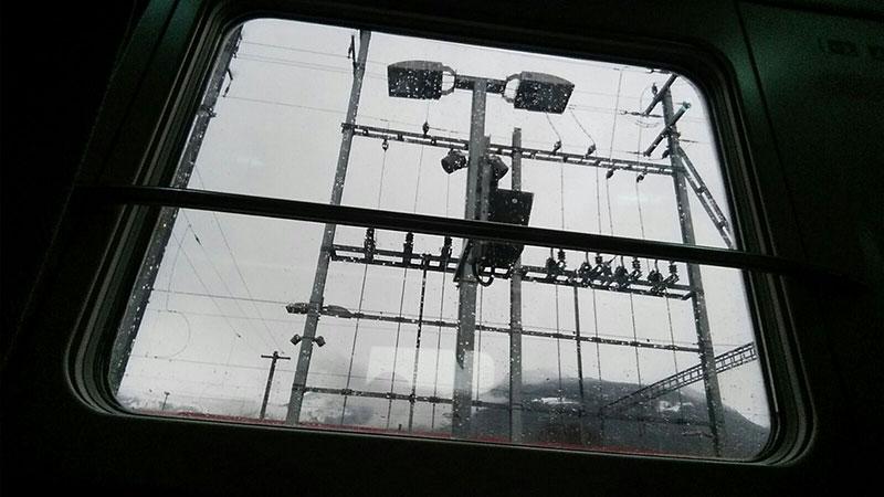 Basel – Thessaloniki mit dem Zug