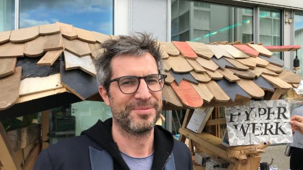 Matthias Böttger im SRF-Interview