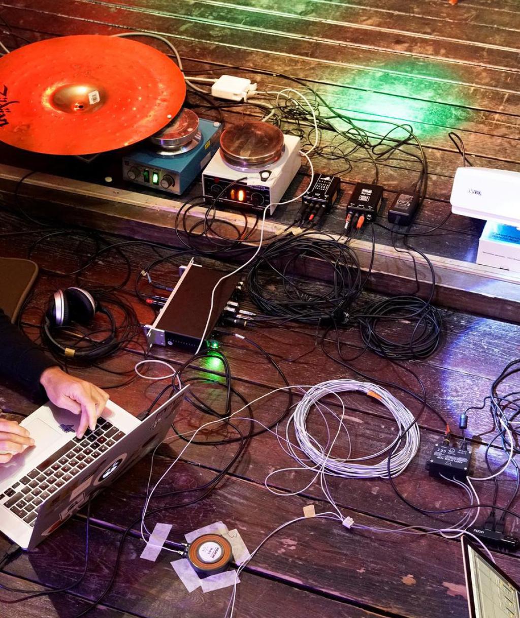 Foto 1: musique en place by bittelangsam.ch