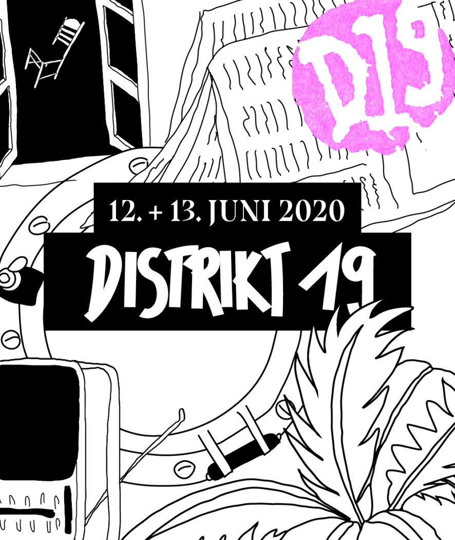 Distrikt 19 – HyperExpo der BA-Diplomprozesse