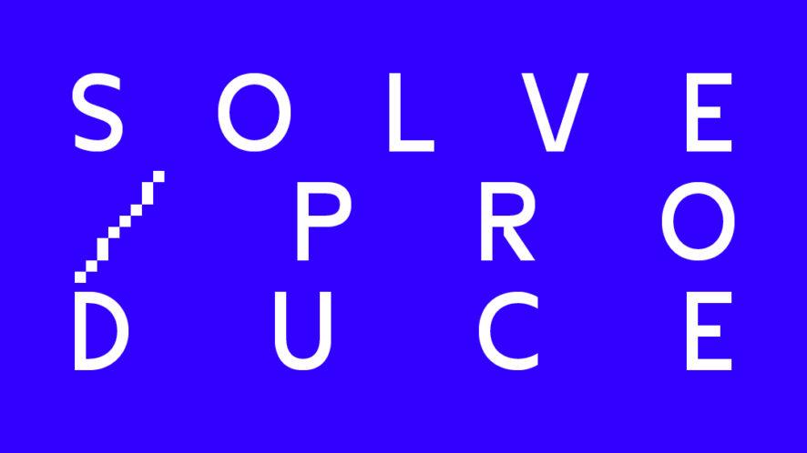 Modulvorschau: solve/produce 2021