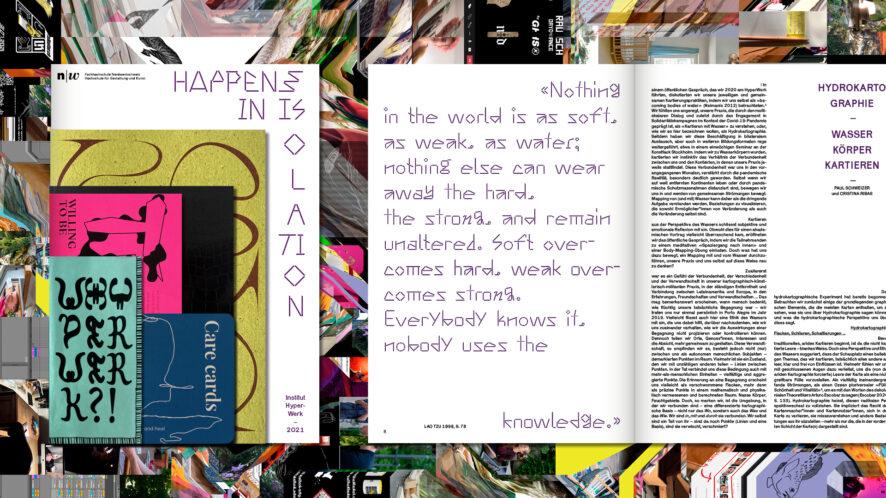 Zine-Sammlung: Nothing Happens in Isolation